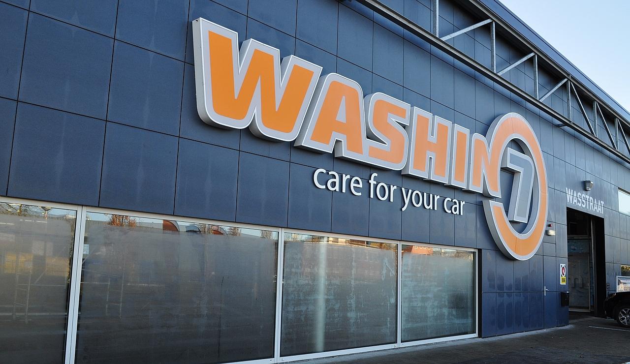 Washin7 gevelsigning Eindhoven