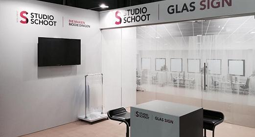Stand Studio Schoot Facilitair & Gebouwbeheer